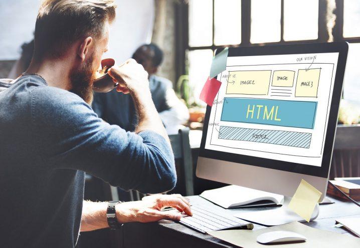 Design HTML Web Design Template Concept