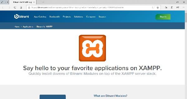 PHP XAMPP インストール webサイト
